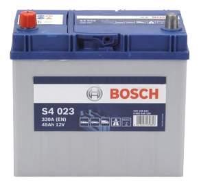 Аккумулятор автомобильный автомобильный Bosch S4 Silver 0 092 S40 230 45 Ач