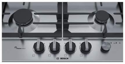 Встраиваемая варочная панель газовая Bosch pCP6A5M90R Silver