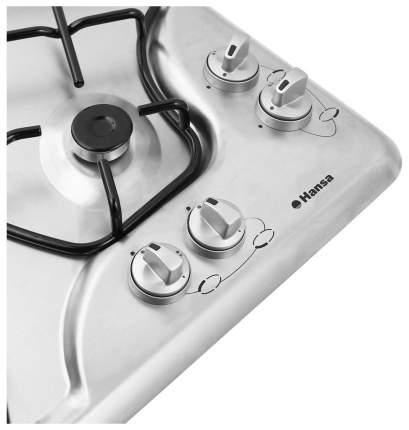 Встраиваемая варочная панель газовая Hansa BHGI 63100011 Silver