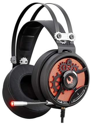 Игровые наушники A4Tech Bloody M660 Black/Red