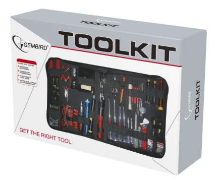 Набор инструментов Gembird TK-ELECC 63 предмета
