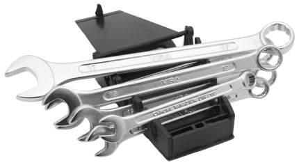 Набор ключей VIRA 510106 6 предметов Bright Cr-V сталь