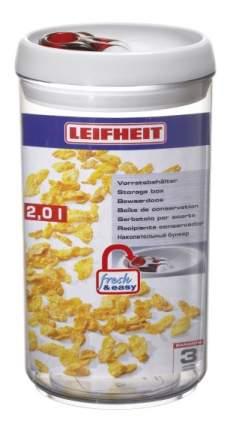Контейнер для хранения пищи Leifheit 31204, круглый, 2 л