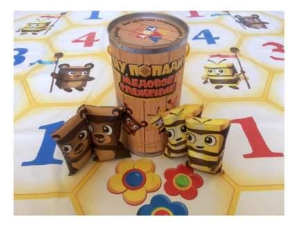 Семейная настольная игра Vay Toy Ну попади! Медовое сражение