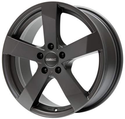 Колесные диски DEZENT TD graphite R17 7.5J PCD5x108 ET40 D70.1 (TTD7HGA40)