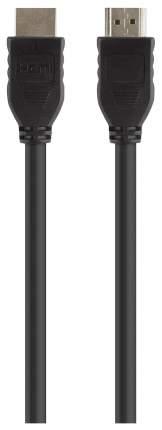 Кабель Belkin HDMI - HDMI, 1,5м Black (F3Y017BT1.5MBLK)