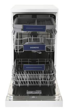 Посудомоечная машина 45 см Siemens iQ100 SR215W01NR white