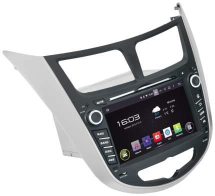 Штатная магнитола Incar (Intro) для Hyundai AHR-2487