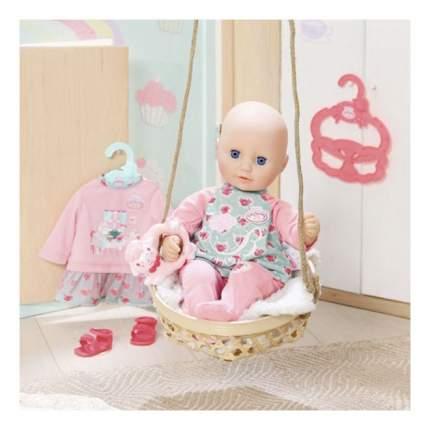 Кукла с доп. набором одежды 36 см Zapf Creation My First Baby Annabell 700-518