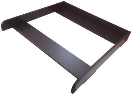 Рамка для пеленания Polini для комода Malm массив Венге