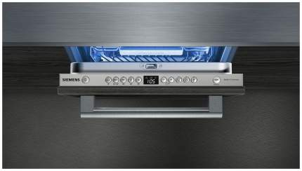 Встраиваемая посудомоечная машина 45 см Siemens SR655X10TR