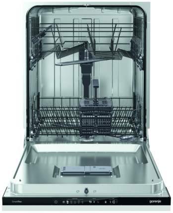 Встраиваемая посудомоечная машина 60 см Gorenje GV63160