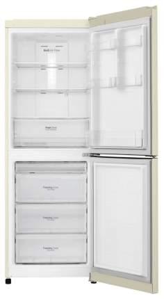 Холодильник LG GA-B379SYUL Beige