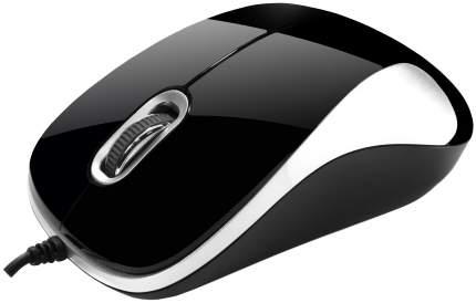 Проводная мышка Delux DLM-377 Silver/Black
