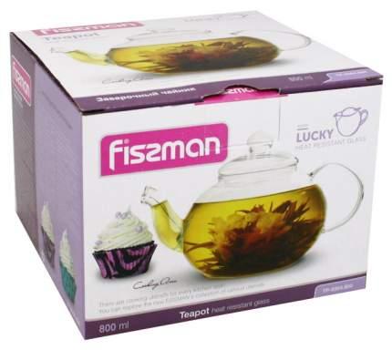 Заварочный чайник Fissman Lucky 800 мл 9364
