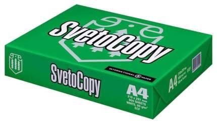 Бумага для принтеров Svetocopy 5 упаковок Белый