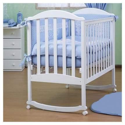 Детская кровать Лель Лилия Люкс АБ 17.0, Белый