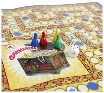 Семейная настольная игра Умка Лабиринтия