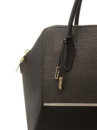 Сумка женская кожаная Eleganzza Z4698-4696 черная