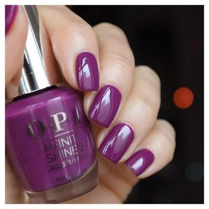 Лак для ногтей OPI Infinite Shine Endless Purple Pursuit 15 мл