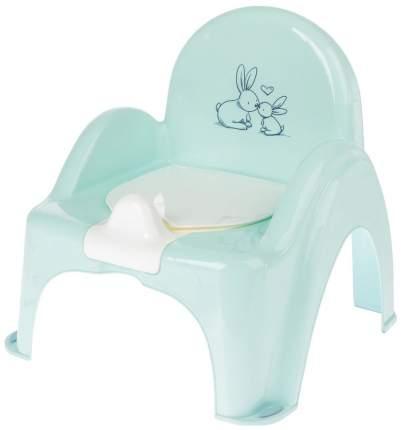 Горшок детский Tega Baby стульчик Кролики зеленый