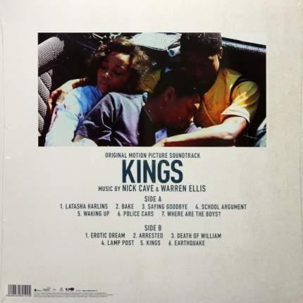 """Виниловая пластинка Nick Cave & Warren Ellis """"Kings"""" (LP)"""