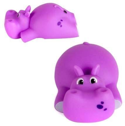 Игрушка для ванны Happy Snail Бегемот Бубба
