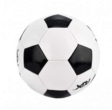 Мяч футбольный RGX-FB-1704 Black Sz5