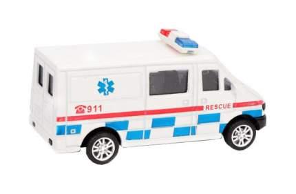 Коллекционная модель Наша Игрушка Служба спасения 45042 в ассортименте