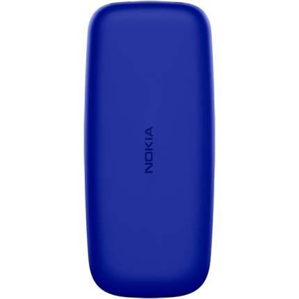 Мобильный телефон Nokia 105SS (ТА-1203) Blue
