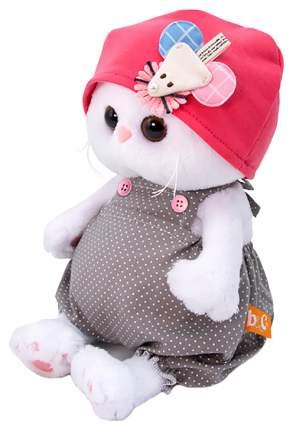 Мягкая игрушка BUDI BASA Ли-Ли BABY в шапочке с мышкой, 20 см