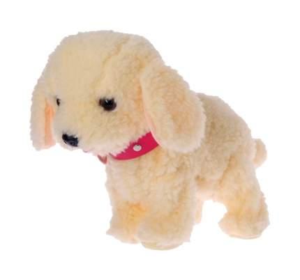 Интерактивная собака Забияка Мой дружок выполняет команды, лает, ходит