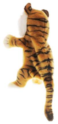 "Мягкая игрушка на руку ""Тигр"", 24 см"