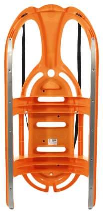 Санки KHW Snow Tiger (Сноу тайгер) оранжевый 21505