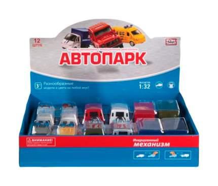 Игровой набор Playsmart Автопарк 6443