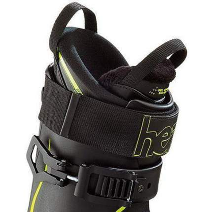Горнолыжные ботинки Head Hammer 110 2017, black/yellow, 27