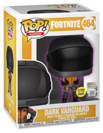 Фигурка Funko POP! Games: Fortnite: Dark Vanguard