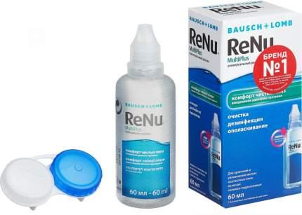 Раствор ReNu Multi Plus 60 мл