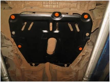 Защита картера двигателя и кпп ALFeco на Opel Astra alf1602st
