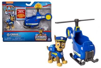 Набор Paw Patrol мини-машинка спасателя с фигуркой 16721