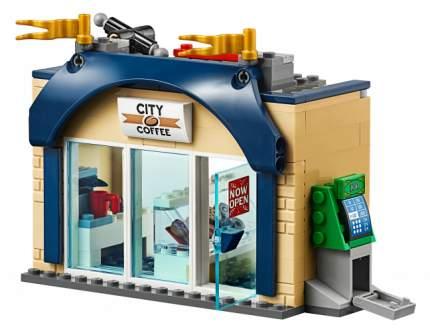 Конструктор LEGO City Открытие магазина по продаже пончиков