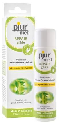 Гель-смазка Pjur MED Repair glide с гиалуроновой кислотой 100 мл