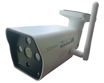 "Комплект уличного видеонаблюдения ""Zodiak 3 Wi-Fi Street Storage"""