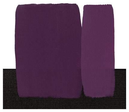 Акриловая краска Maimeri Acrilico M0924440 ультрамарин фиолетовый 200 мл