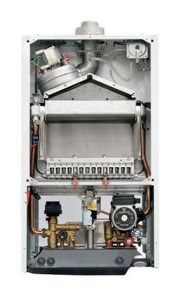 Газовый отопительный котел Baxi LUNA-3 Comfort 1.240 Fi