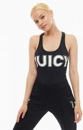 Топ женский Juicy Couture черный 46
