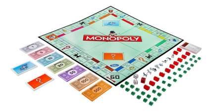 Экономическая настольная игра монополия 00009