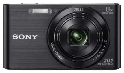 Фотоаппарат цифровой компактный Sony CyberShot DSC-W830 Black