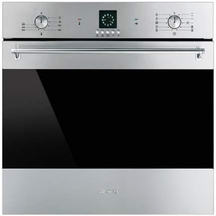 Встраиваемый электрический духовой шкаф Smeg SF6399XP Silver