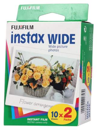 Картридж для фотоаппарата Fujifilm Instax Wide 10/2